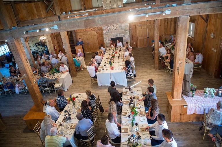 summer strathmere wedding