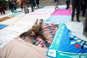 Kairos Canada, kitchi blanket exercise
